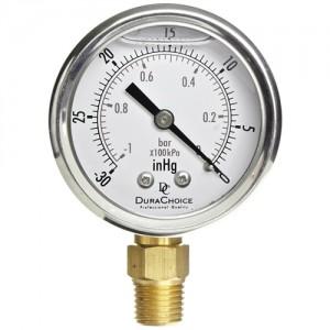 pressure gauge conditions