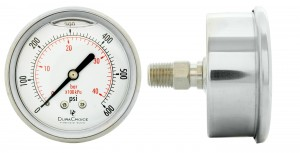 Liquid-Filled vs  Dry Pressure Gauges: What's The Difference?