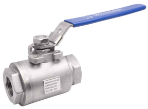 DuraChoice 6,000 PSI Stainless Steel Ball Valve