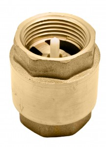 This is DuraChoice's Spring Assisted Check Valve