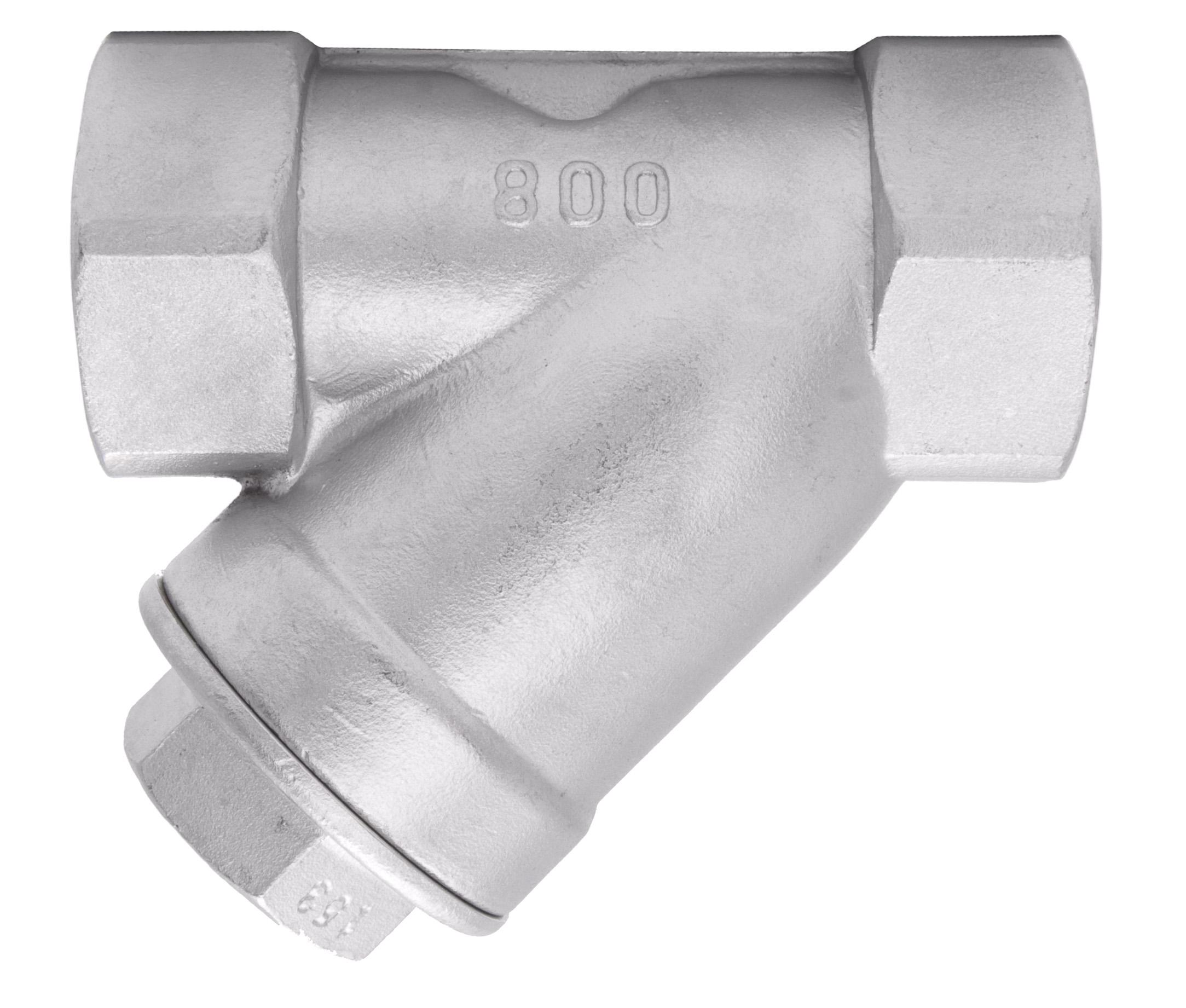 What are y strainers used for directmaterial