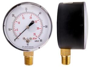 Low pressure capsule gauge by DuraChoice
