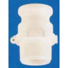 Banjo Polypropylene FDA - Adapter x Male NPT