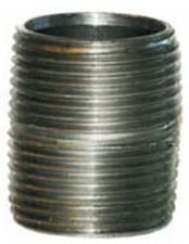 KC Nipple - Black Steel Nipples