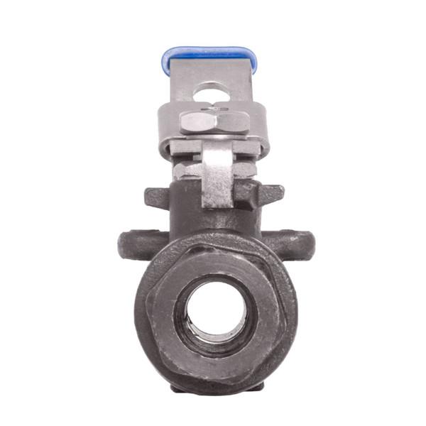 Carbon Steel Seal Welded Full Port Ball Valve - 2,000 PSI (WOG)
