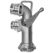 Coaxial Elbow - Single Point