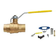 COMPACT STYLE BRASS BALL VALVE - 1515 SERIES