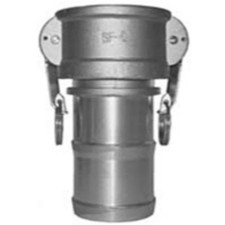 Contractors Cam and Groove Couplings - Female Coupler x Hose Shank