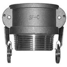 Contractors Cam and Groove Couplings - Female Coupler x Male NPT