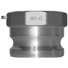 Contractors Cam and Groove Couplings - Female NPT x Male Adapter