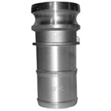 Contractors Cam and Groove Couplings - Male Adapter x Hose Shank