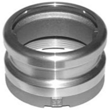 Fill Adapter Top Seal Dual Point