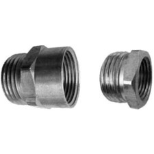 Garden Hose Fitting - Male GHT x Female Pipe