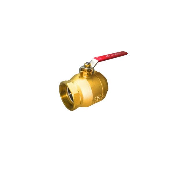 Heavy Duty Brass Ball Valve - 100% Full Port 600WOG