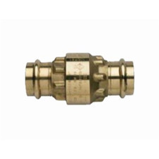 In - Line Brass Check - Press Valve - 100602 Series