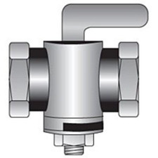 Lever Head Gas Service Cock