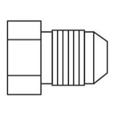Male JIC Hex Head Plug