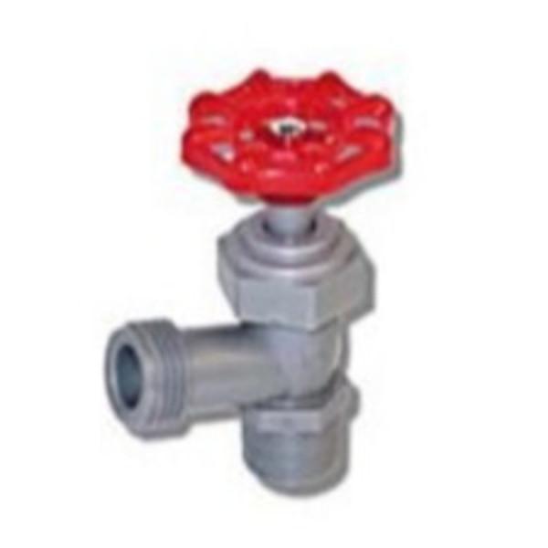 Non-Metallic Boiler Drain Valve- PVC