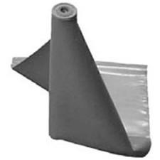 Nylon Inserted SBR Sheet - Black