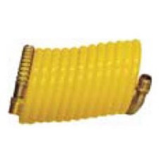 Nylon Recoil Hose (Yellow)