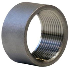 O.D. Machined Half Coupling Fitting