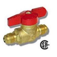 One Piece Body Gas Ball Valve - Flare x Flare