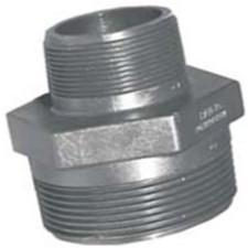 Polypropylene - Poly Reducer Nipples