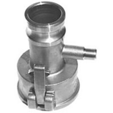 Reducing Adapters and Couplers - Female Coupler x Male Adapter with Pipe Tap