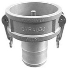 Reducing Adapters and Couplers - Vapor Recovery Coupler with Probe