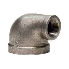 Stainless Steel Reducing Elbow, FxF. Available in SS 304 and SS 316.