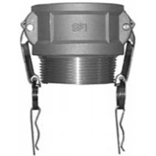 Cam and Groove - Female Coupler x Male NPT