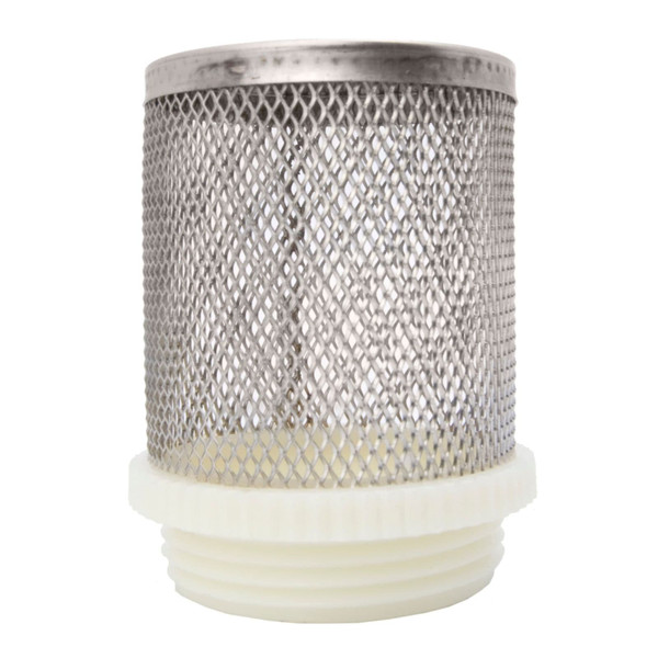 20 Mesh Stainless Steel In-Line Check Valve Filter