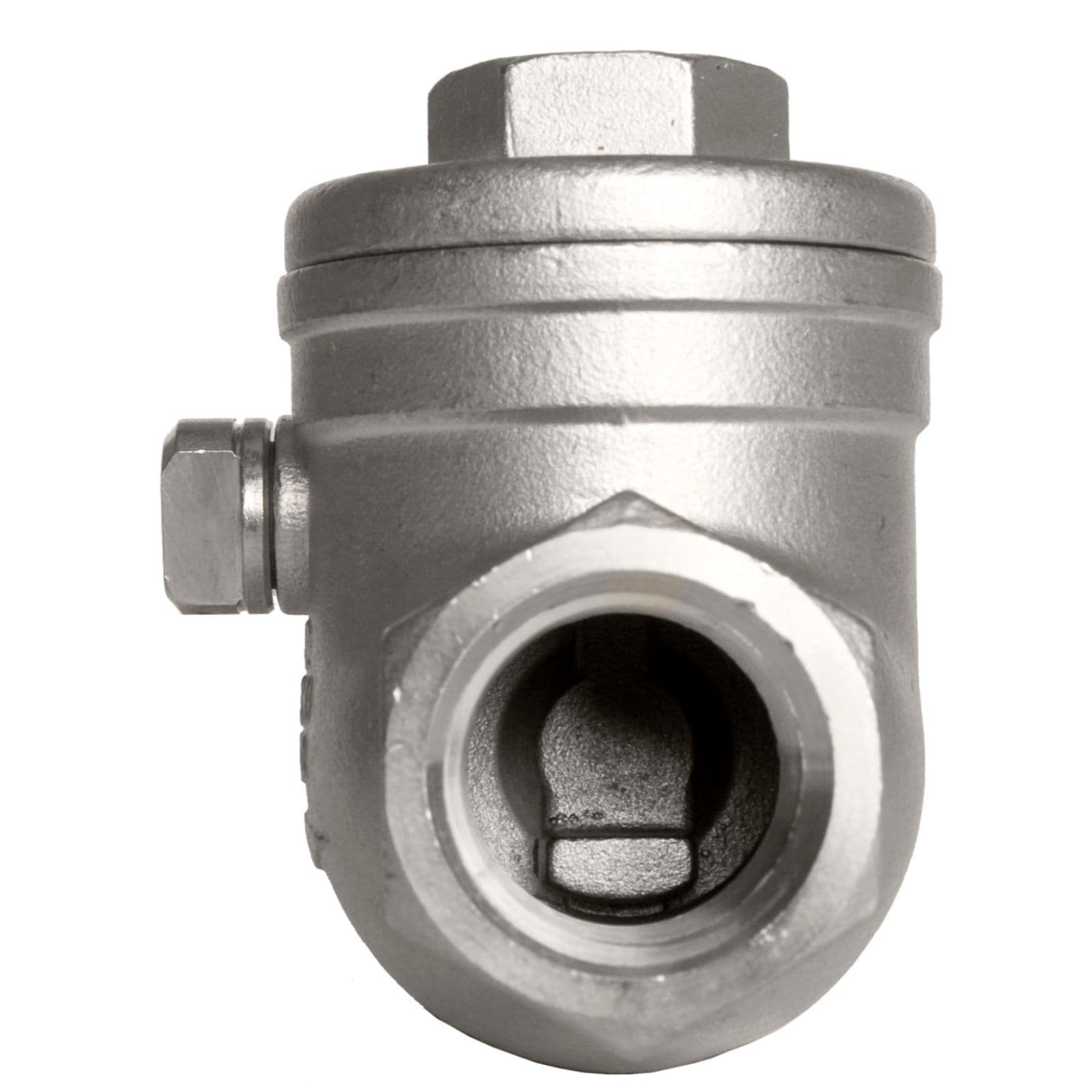 """1-1//4/"""" Stainless Steel Swing Check Valve 316 200WOG"""