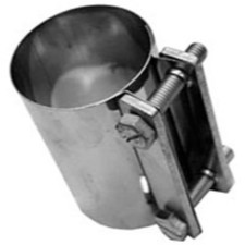 Wide Band Hose Clamps